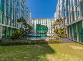 City Center Residence By Pattaya Sunny Rentals, apartment in Pattaya