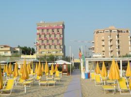 Hotel Atlantic, hotel in Pesaro