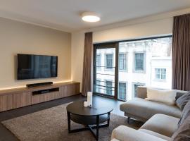 Luxury Apartment Antwerp City Center, luxury hotel in Antwerp