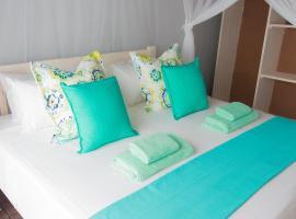 Paradise Dunes, apartment in Praia do Tofo