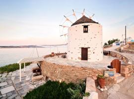 Windmill Villa, accommodation in Koufonisia