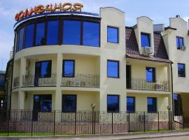 Solnechnaya, hotel in Zatoka