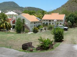Résidence Sucrerie Motel - Les Anses-d'Arlets - Martinique, Ferienwohnung in Les Anses-d'Arlets