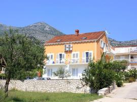 Apartments with a parking space Slano, Dubrovnik - 3184, hotel in Slano
