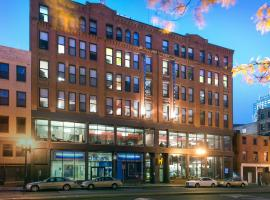 HI Boston Hostel, boutique hotel in Boston