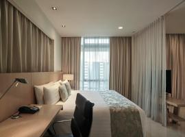 PARKROYAL Serviced Suites Kuala Lumpur, hotel in Bukit Bintang, Kuala Lumpur