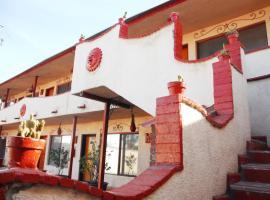 Hotel Villa Del Sol, hotel in Chihuahua