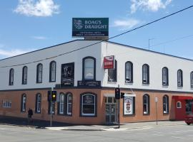 Centennial Inn on Bathurst, hotel near City Park, Launceston