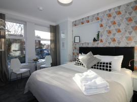 Sweet Suites Lytham, apartment in Lytham St Annes