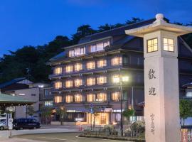 ホテル宮島別荘、宮島のホテル