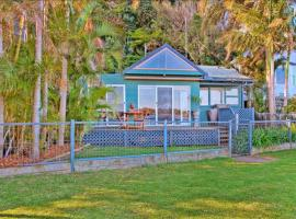 Swan Bay Hideaway, hotel near Lake Macquarie Yacht Club Marina, Marks Point