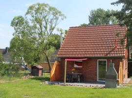 Lovely Holiday Home in the Zierow with Terrace, holiday home in Zierow