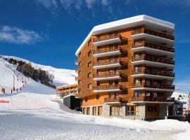 Araucaria Hotel & Spa, hôtel à La Plagne