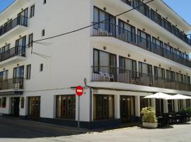 Hostal Alfonso, hotel en Cala Ratjada