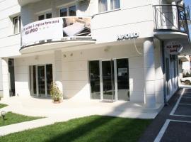 Vila Apolo, smještaj kod domaćina u Beogradu
