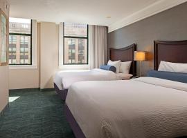 SpringHill Suites by Marriott Baltimore Downtown/Inner Harbor, hotel in Baltimore