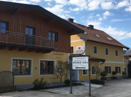 Hotel Fischachstubn, Hotel in der Nähe von: Basilika Maria Plain, Bergheim