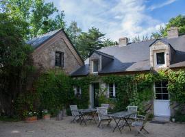 Manoir des Eperviers, hôtel à Quéven près de: Pont-Scorff Zoo