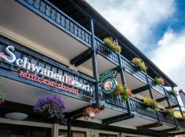 Schwanen Resort, hotel in Baiersbronn