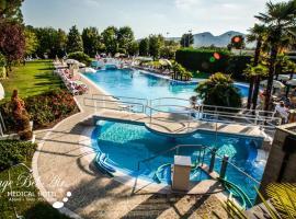 Ermitage Bel Air Medical Hotel, hotel em Abano Terme