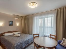 Апартаменты на Садовом, бюджетный отель в Москве