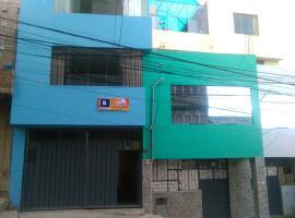 Casa Rojitas, guest house in Puno