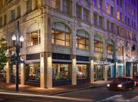 Renaissance New Orleans Pere Marquette French Quarter Area Hotel, boutique hotel in New Orleans