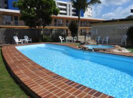 Urangan Motor Inn, motel in Hervey Bay