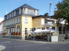 Hotel Borger, hotel near Klassikstadt, Frankfurt/Main