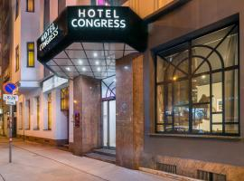 Novum Hotel Congress Wien am Hauptbahnhof, hotel in 04. Wieden, Vienna