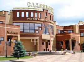Отель Славянский, отель в Липецке