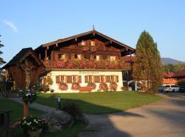 Pension Schusterpeter, hotel a Bad Tölz