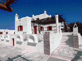 Villa Vasilis, pet-friendly hotel in Mýkonos City