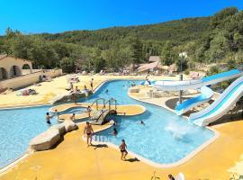 Résidence Odalys Les Hauts de Salavas, hotel in Salavas