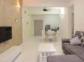 3 Bedroom Condo @ NEAR SPICE ARENA, apartment in Bayan Lepas