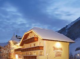 Alpenresidenz Trisanna, spa hotel in Ischgl