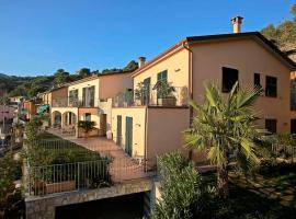 Residence I Gabbiani, serviced apartment in Portovenere