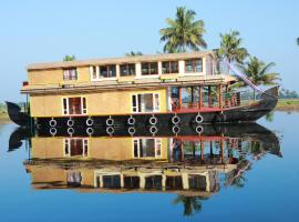 Beach Paradise Day Cruise Houseboat, boat in Alleppey