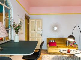 Brilliant Apartments, boutique hotel in Berlin