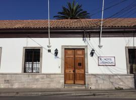 Hotel Chagual, отель в городе Ла-Серена