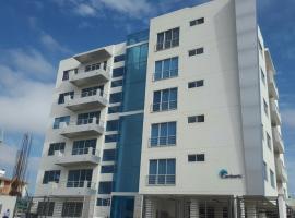 Habitaciones Vacacionales Camboriu, serviced apartment in Salinas