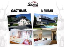 Gasthof Simmerlwirt, Hotel in der Nähe von: Untersbergbahn, Sankt Leonhard