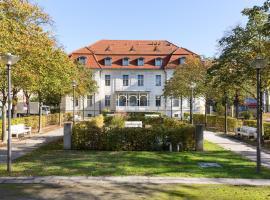 Hotel Axel Springer, B&B i Berlin