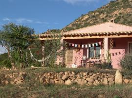 Unpugnoditerra, glamping site in San Priamo