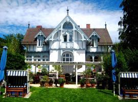 Hotel Barleben am See, Hotel in Konstanz