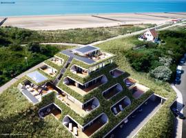 Duinhotel Tien Torens - Seayou Zeeland, serviced apartment in Zoutelande