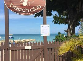 Buccaneer Beach Club, serviced apartment in Dickenson Bay