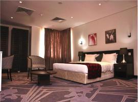 Golden Tulip Oniru, Lagos、ラゴスのホテル