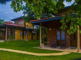 Sigiri Arana Luxury Chalets, hotel in Sigiriya