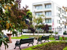 Heidelberg Haus Apart Hotel, hotel in Santiago